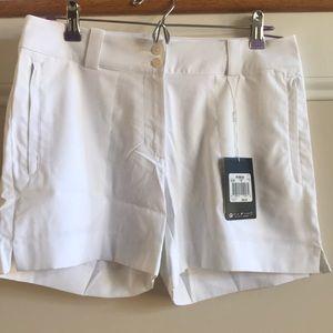 Nike Golf 🏌️♀️Tour Performance white shorts 6